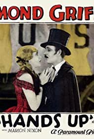 Raymond Griffith and Marian Nixon in Hands Up! (1926)
