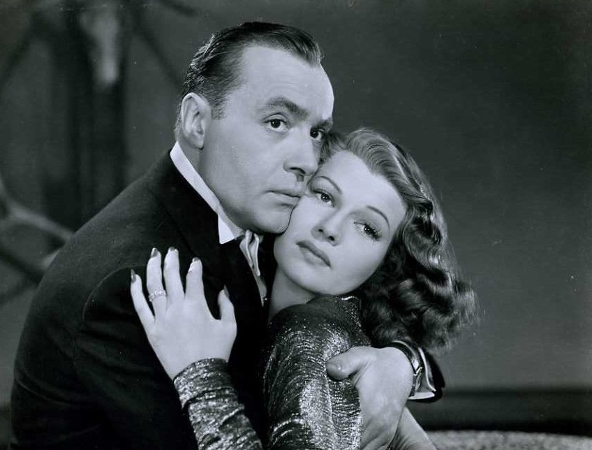 Rita Hayworth and Charles Boyer in Tales of Manhattan (1942)