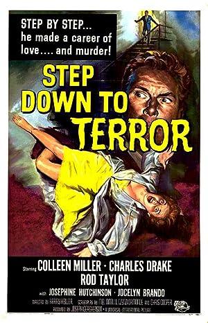 Film-Noir Step Down to Terror Movie