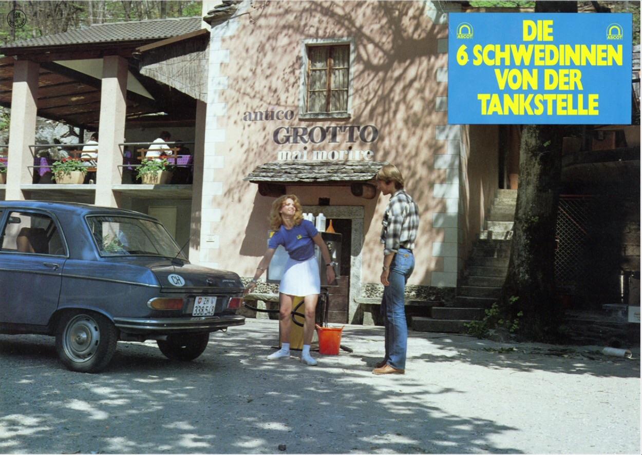Sechs Schwedinnen von der Tankstelle (1980)