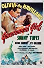 Government Girl (1943) Poster