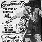Douglas Fairbanks Jr., Rita Corday, and Maria Montez in The Exile (1947)