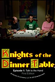Knights of the Dinner Table Poster
