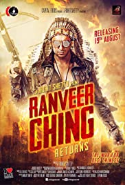 Ranveer Ching Returns Poster
