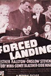Forced Landing Poster