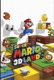 Super Mario 3D Land Poster