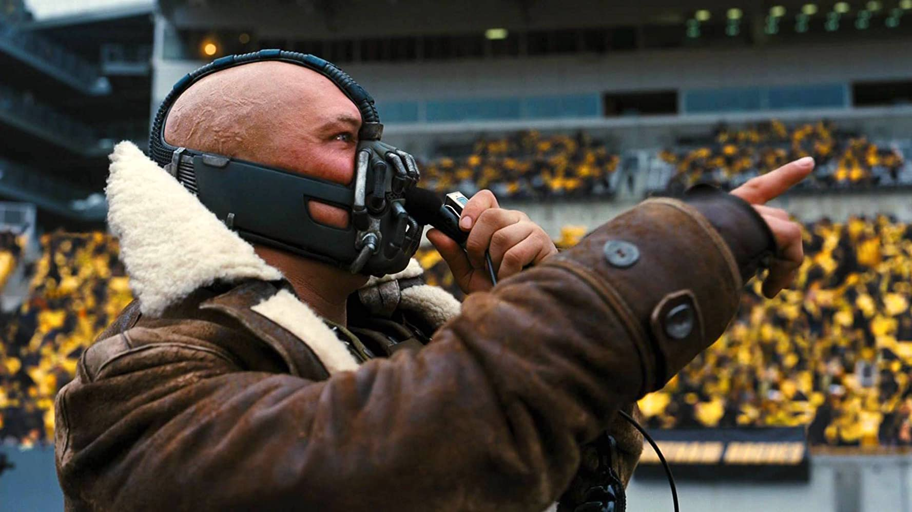 Tom Hardy in The Dark Knight Rises (2012)