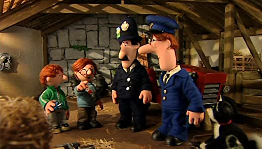 Watch japanese adult movies Postman Pat's Spy Mission [HDR]
