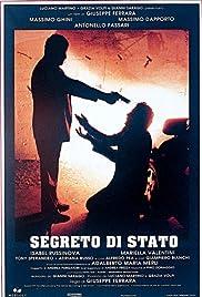 Segreto di stato Poster