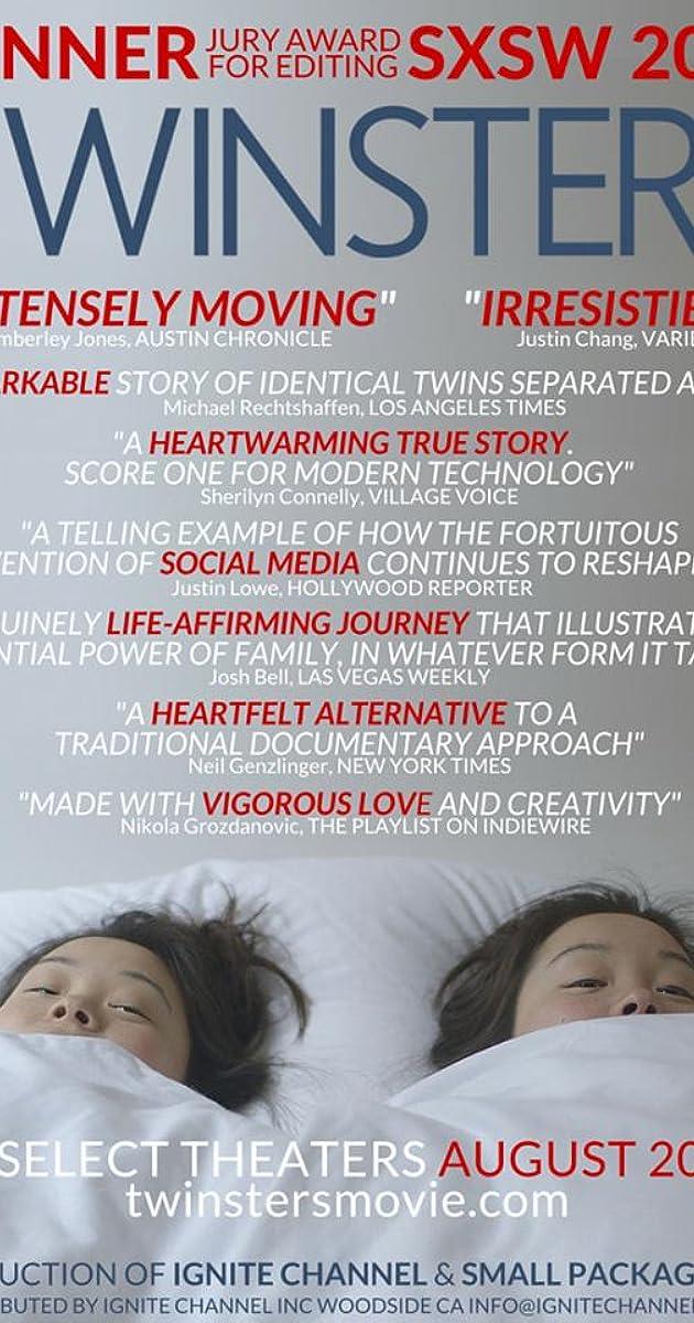 Twinsters (2015) - News - IMDb