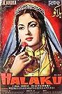 Halaku (1956) Poster