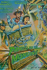 Pánico en la montaña (1989)