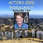 Johnny Keatth, Gaby Almeida, and Joshua Morgan in Actors 2020 Podcast (2019)