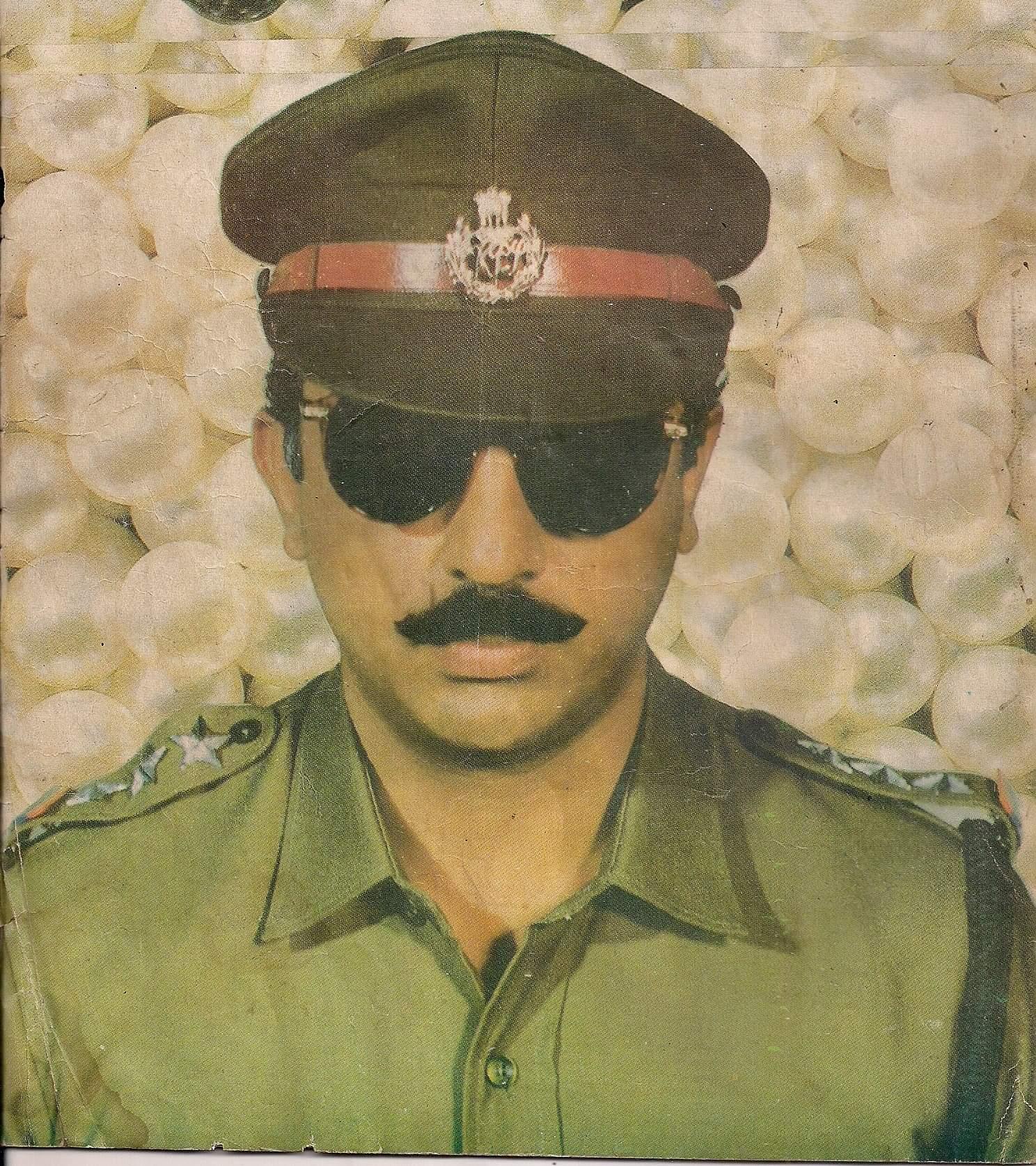 Kamal Haasan in Chanakyan (1989)