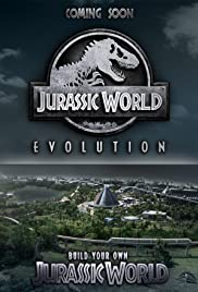 Jurassic World Evolution Poster