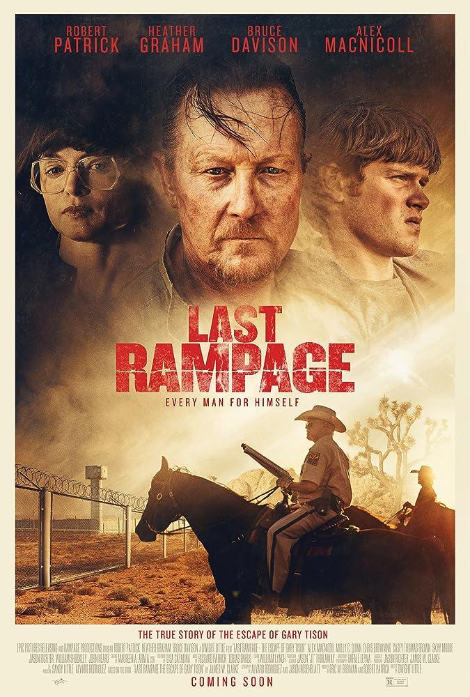 فيلم Last Rampage مترجم