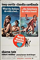 Don't Make Waves (1967) Poster