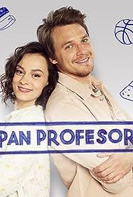 Vojtech Dyk and Beata Kanokova in Pan profesor (2021)