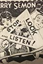 Stop, Look and Listen (1926) Poster
