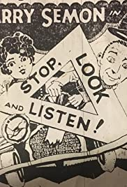 Stop, Look and Listen Poster