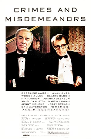 Crimes and Misdemeanors Poster Image