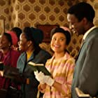 Leonie Elliott and Zephryn Taitte in Call the Midwife (2012)