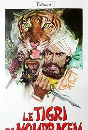 Le tigri di Mompracem Poster