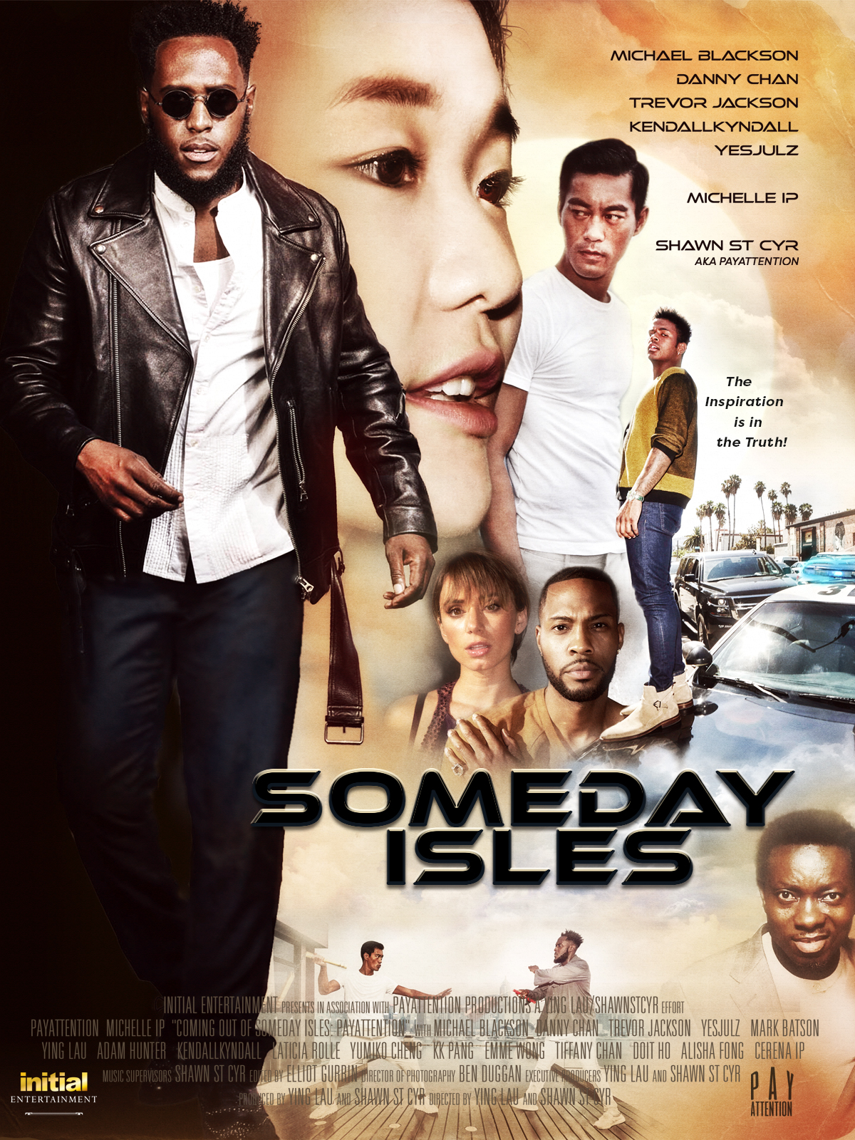 Someday Isles 2021 English 720p HDRip ESubs 800MB | 300MB Download