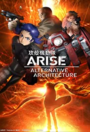 ghost in the shell arise imdb