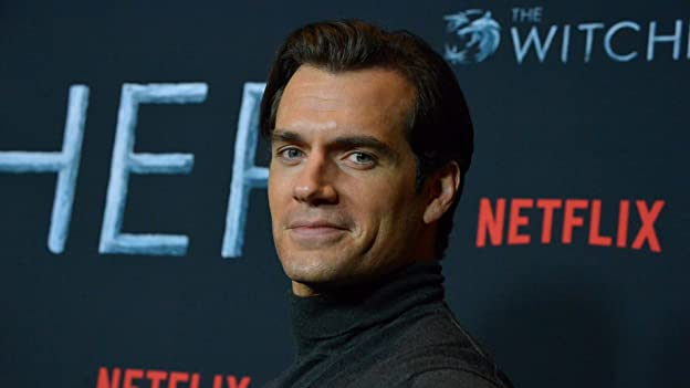 Henry Cavill at an event for The Witcher (2019)