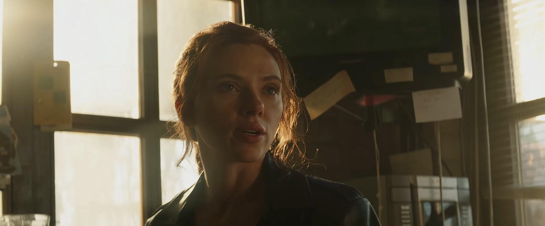 Scarlett Johansson in Black Widow (2021)