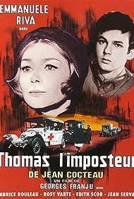 Thomas l'imposteur (1965) Poster - Movie Forum, Cast, Reviews