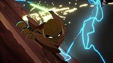 Yoda vs. Count Dooku - Size Matters Not