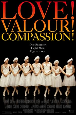 Love! Valour! Compassion! (1997)