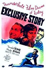 Exclusive Story (1936) Poster - Movie Forum, Cast, Reviews