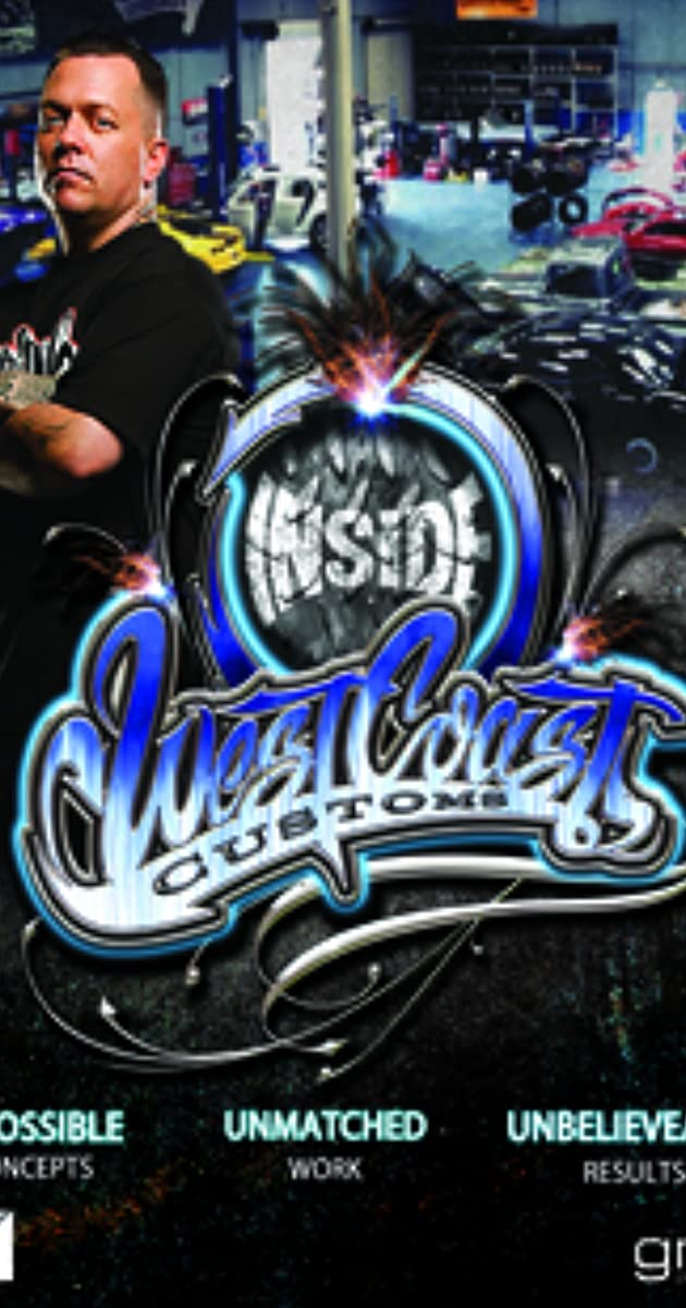 Inside West Coast Customs Season 5 Imdb