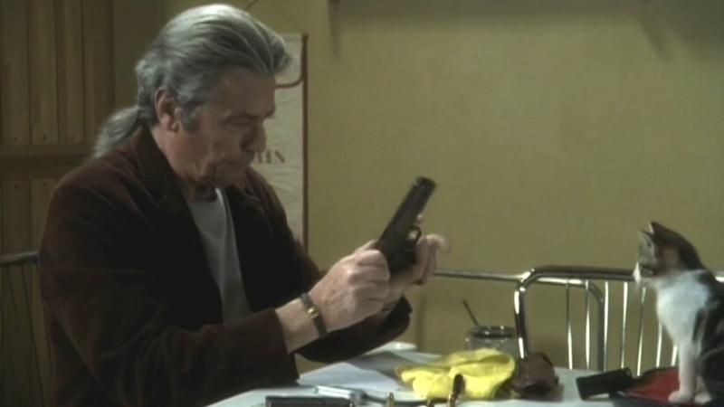 Alain Delon in Frank Riva (2003)