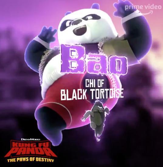Kung Fu Panda The Paws Of Destiny Tv Series 2018 Photo Gallery Imdb