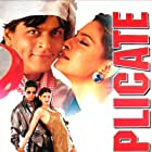 Juhi Chawla, Sonali Bendre, and Shah Rukh Khan in Duplicate (1998)