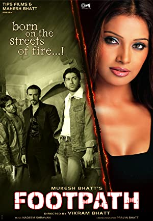 Vikram Bhatt Footpath Movie