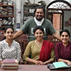 Nivetha Thomas, Anjali, Venu Sriram, and Ananya Nagalla in Vakeel Saab (2021)