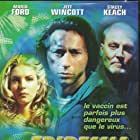 Stacy Keach, Maria Ford, and Jeff Wincott in Future Fear (1997)