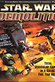 Star Wars: Demolition Poster