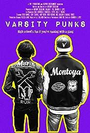 Varsity Punks Poster