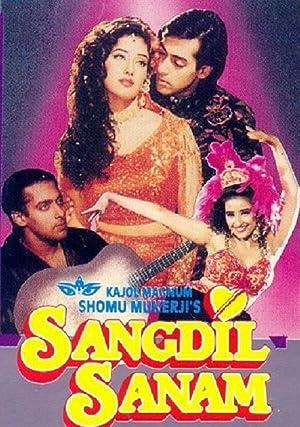 Anwar Khan (dialogue assistant) Sangdil Sanam Movie