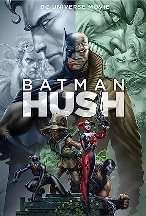 Download Batman Hush Full Movie