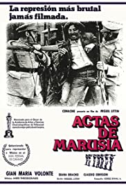 Letters from Marusia (1975) Poster - Movie Forum, Cast, Reviews