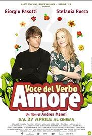 Voce del verbo amore Poster