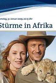 Stürme in Afrika Poster