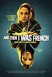 And Then I Was French Poster